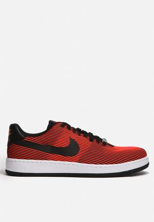 Nike Air Force 1 Ultra Force KJCRD Sneakers Black / Bright Crimson