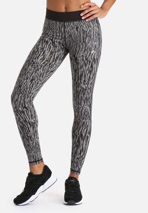 ONLY Play Haylee Training Tights Bottoms Black & Grey