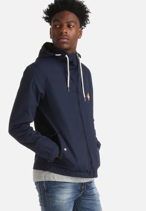 Jack & Jones Originals Liverpool Jacket  Navy Blazer