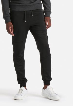 Only & Sons Spot Joggers Sweatpants & Shorts Black