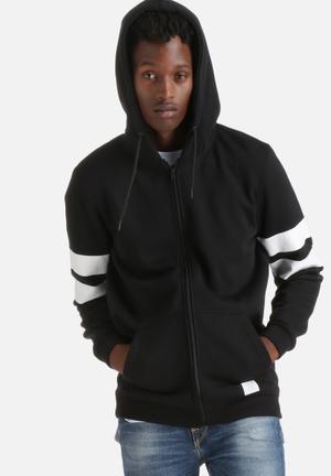 Jack & Jones CORE Fox Sweat Hood Hoodies & Sweatshirts Black