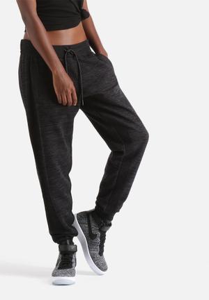 Nike Tech Knit Track Pant Bottoms Black