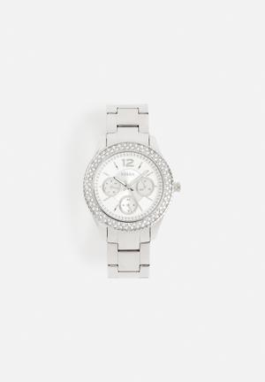 Fossil Stella Watches Silver