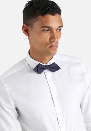 Jack & Jones Premium Derby Bowtie Ties & Bowties Navy / Red