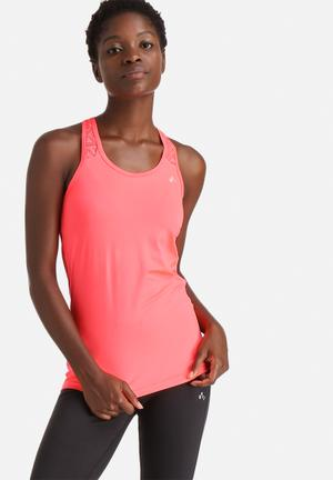 ONLY Play Lily Training Tank Top T-Shirts Pink