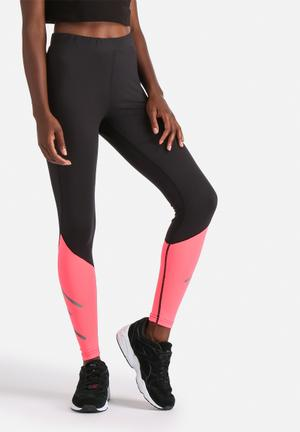 ONLY Play Boost Training Tights Bottoms Black & Pink