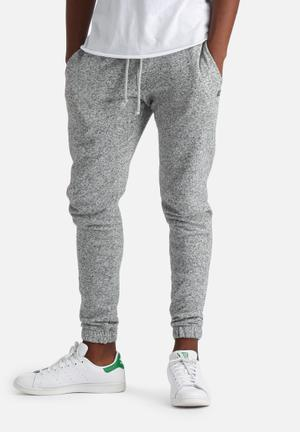 Jack & Jones Originals Booster Joggers Sweatpants & Shorts Grey Melange