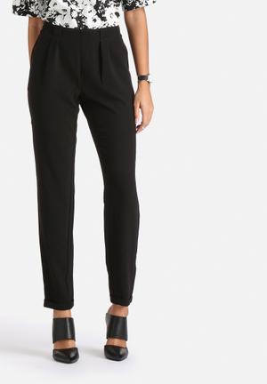Vero Moda Goiacity Pants Trousers Black