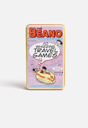 Lagoon Beano Whizzing Travel Games