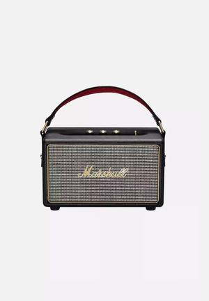 Marshall Kilburn Audio Black
