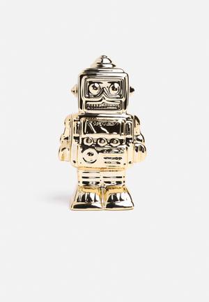 Eleven Past Robot Accessories Ceramic