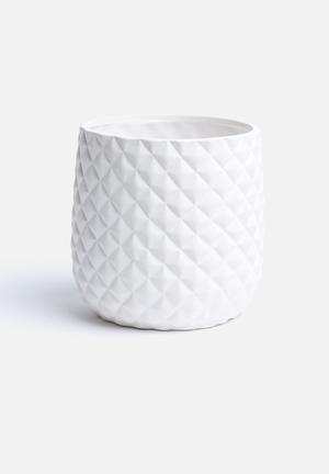 Eleven Past Short Vase Accessories Ceramic