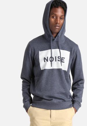 Jack & Jones CORE Take Sweat Hood Hoodies & Sweatshirts Navy