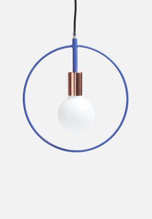Simple Circle Pendant