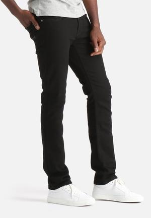 GUESS Skinny Fit Jeans Power Wash