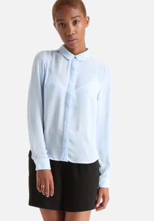 Vero Moda Maddy Shirt Light Blue