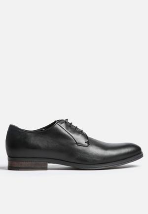 Jack & Jones Footwear & Accessories Magnus Leather Dress Shoe Black