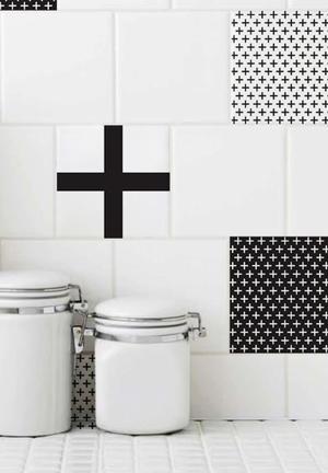 Sixth Floor Tile Decals Set Of 6 Accessories