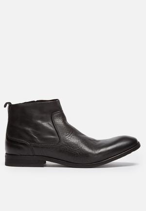 Selected Homme Antonio Chelsea Boot Black