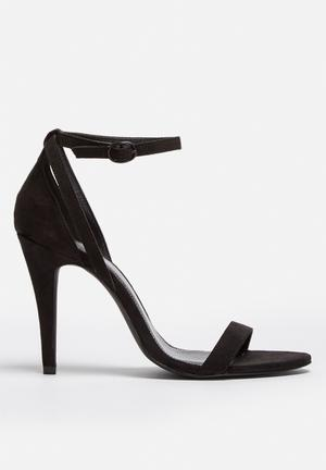 ONLY Artsy Heeled Sandal Black