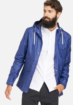 Bellfield Farlham Jacket Blue