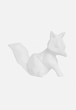 Eleven Past Geometric Fox Accessories Ceramic
