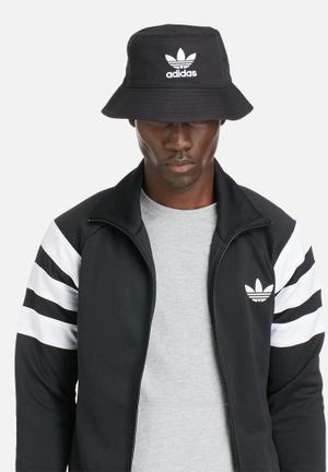 Adidas Originals Trefoil Bucket Headwear Black