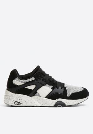 PUMA Blaze Crftd Sneakers Black / Limestone