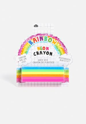 NPW Rainbow Crayon Gifting & Stationery