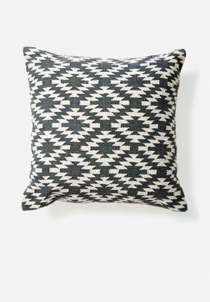 Hertex Fabrics Yucatan Cushion Woven Cotton Kelim