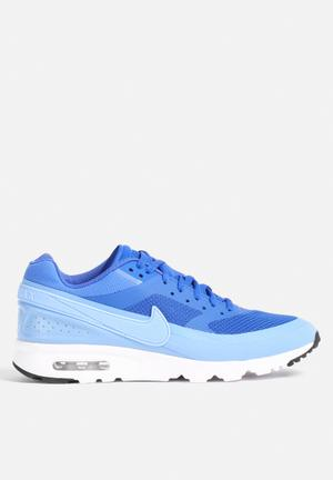 Nike Wmns Air Max BW Ultra Sneakers Racer Blue / Chalk Blue / White