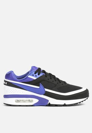 Nike Air Max BW OG Sneakers Black / Persian Violet / White