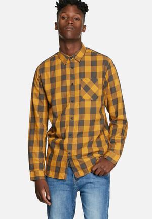 Jack & Jones Originals Danger Shirt Inca Gold