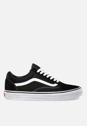Vans Old Skool Sneakers Black / White