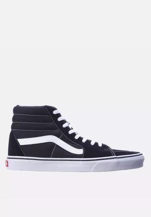 Vans W SK8-Hi Sneakers Black / White