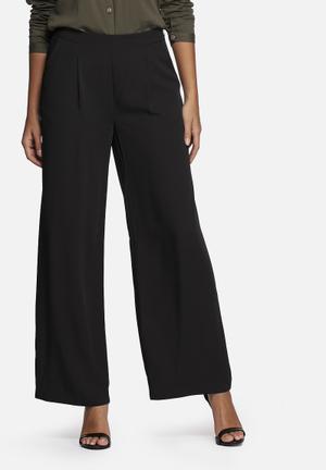 Vero Moda Best Wide Pants Trousers Black