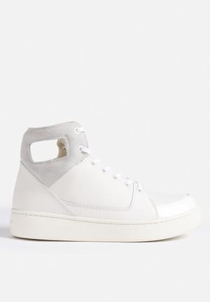 G-Star RAW Wolker Hi Sneakers White