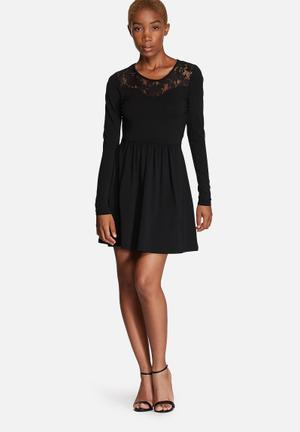 ONLY Niella New Lace Dress Occasion Black