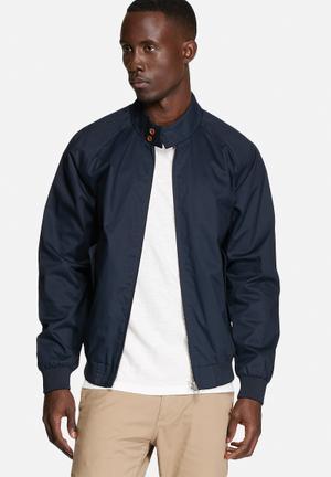 Ben Sherman Harrington Jacket  Navy Blazer