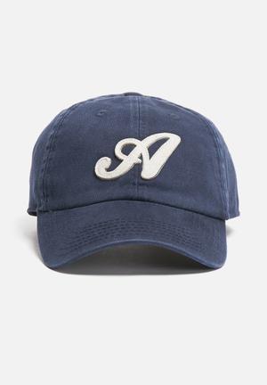 Jack & Jones Footwear & Accessories South Baseball Cap Headwear Navy Blazer