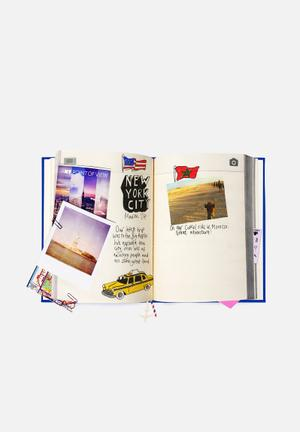 Suck UK My Travel Journal Gifting & Stationery