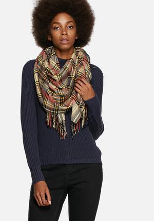 Vero Moda Ellinor Long Scarf Multi