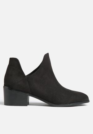 ONLY Becky Boot Black