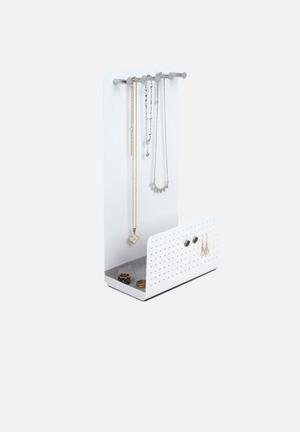 Umbra Curio Jewellery Stand Organisers & Storage Metal