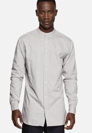 Selected Homme Two Paiden Shirt White Pepper