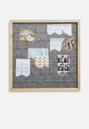 Umbra Tuckit Photo Display Accessories Paulownia Wood / Felt