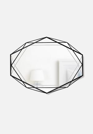 Umbra Prisma Mirror Accessories Black