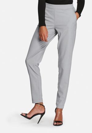 Vero Moda Roxy Pocket Pants Trousers Grey