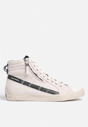 Diesel  D String Sneakers Grey
