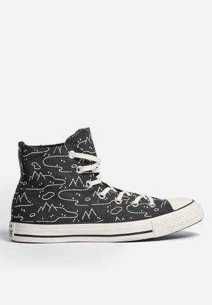Converse Chuck Taylor Hi Sneakers Storm Wind / Egret